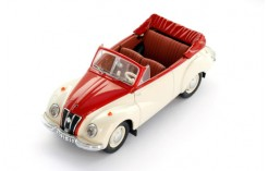 IFA F9 Cabrio - White & Red - 1953