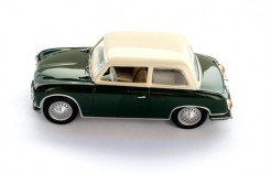 AWZ P70 Limousine - Green & Cream - 1955