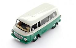 Barkas B1000 Minibus - Green & Light Grey - 1965