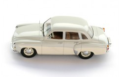 Wartburg 312 Limousine - Grey and Off White - 1964