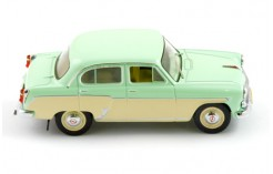 Moskwitch 407 - Light Green and White - 1958