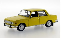 Wartburg 353 - Yellow - 1967