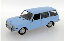 Wartburg 353 Kombi - Light Blue 1972