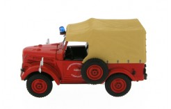 Aro M59 Pompiers de tours - Red - 1954