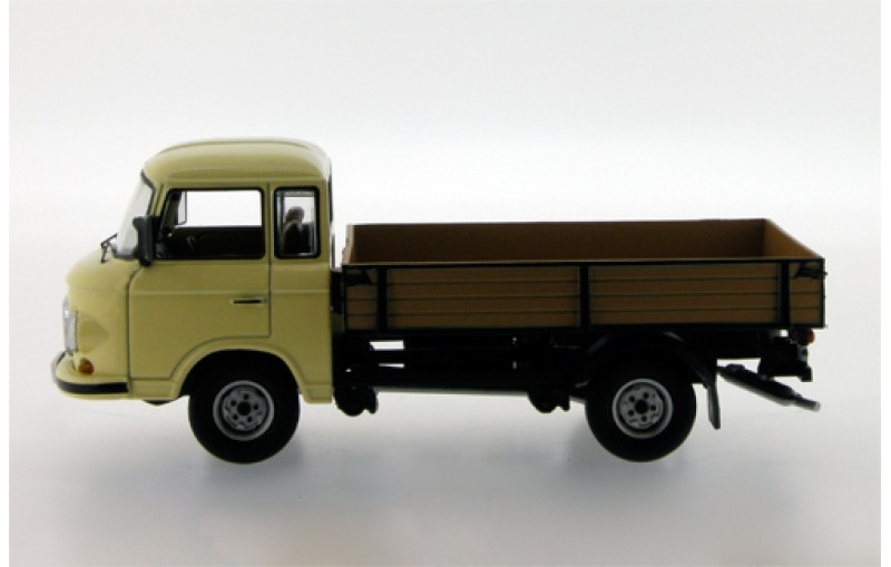 B1000 Pritschenwagen (Pick-Up) - Dark Beige - 1968
