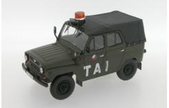 UAZ 469 Czechoslovakia Airfield Army - Military green - 2003