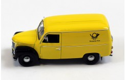 IFA Framo V901/2 Kastenwagen (Van) - Deutsche Post (Yellow and Black) - 1954