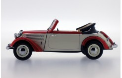 IFA F8 Cabrio - Red and Off-White - 1953