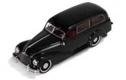 EMW 340 Kombi - Black - 1953