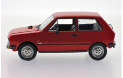 Yugo 45 - Red with brown interiors - 1980