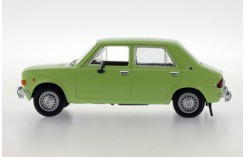 Zastava 1100 - Green with brown interiors - 1977