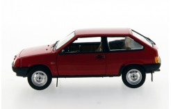 Lada Samara 2 Doors (Vaz 2108) - Red - 1986