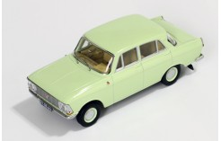 Moskwitch 412 - Light Green - 1971