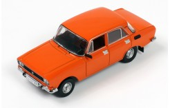 Moskwitch 2140 - Orange - 1977