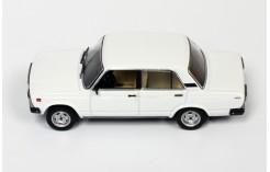 Lada Vaz 2107 - White - 1986
