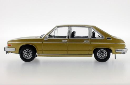 Tatra 613 - Champagne Metallic - 1976