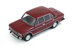 LADA VAZ 2106 (JIGULI) 1984 Dark Red