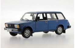 Lada VAZ 2104 - Blue - 1985