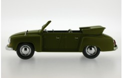 Wartburg 311-4 Kubel - Green - 1957