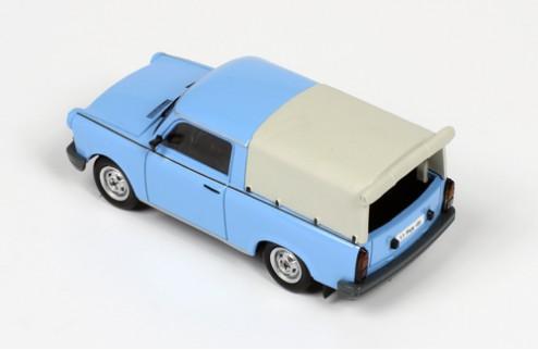 Trabant 1.1 Pick-Up Closed - Light Blue - 1990