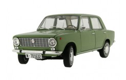 SEAT 124 - Light Green - 1972