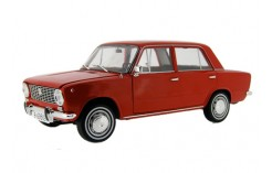 SEAT 124 - Red - 1969