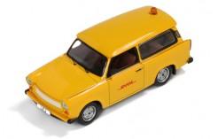 Trabant 601S - Follow Me - DHL Hub Leipzig - 2001