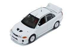 MITSUBISHI LANCER Evo V 1998 Rally Spec  - All white