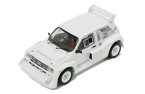 MG METRO 6R4 1985 Rally Spec - All white