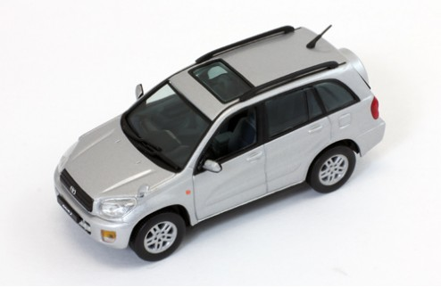 TOYOTA RAV4 5-doors Antalya Metal Silver