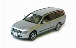 NISSAN STAGEA STATION WAGON Silver