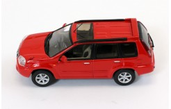 NISSAN X-TRAIL 4WD Red (LHD)
