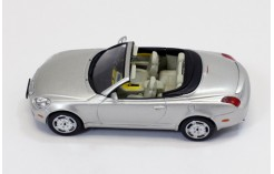 LEXUS SC430 CLOSED CONVERTIBLE Silver