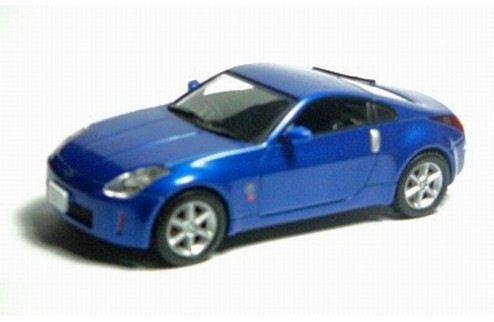 NISSAN 350Z COUPE European Version Blue