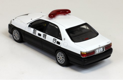TOYOTA CROWN Japanese Police