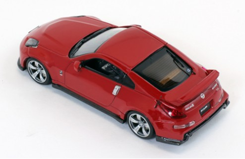 NISSAN FAIRLADY Z 380RS Nismo Burning Red