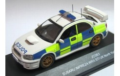 SUBARU IMPREZA WRX STI UK North Yorkshire Police