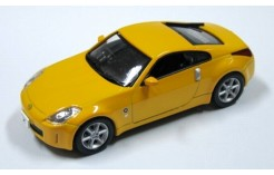 NISSAN 350Z COUPE European Version Yellow