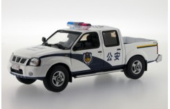 NISSAN Navara Pick Up - China Police Patrol Car - 2005