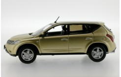 NISSAN Murano - European Version (E12) - 2005 - Luminous Gold