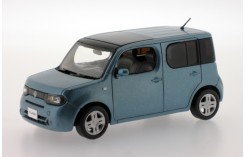 NISSAN Cube Ash Blue 2009 (New Cube)