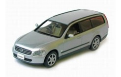 NISSAN STAGEA 300 RX Diamond Silver