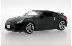 NISSAN Fairlady 370Z GT Edition (40th Anniversary) - Black - 2011