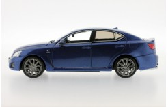 LEXUS IS-F Ultrasonic Blue