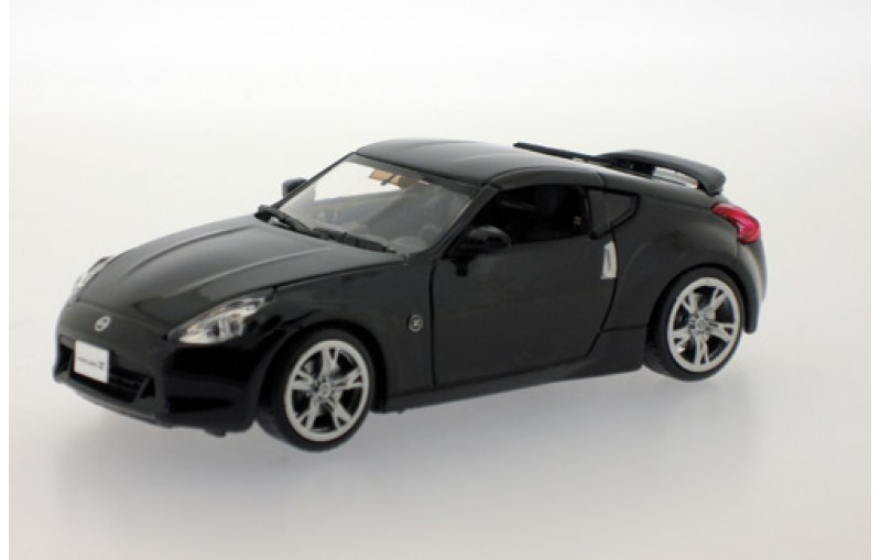 Nissan Fairlady 370z Gt Edition White 2011