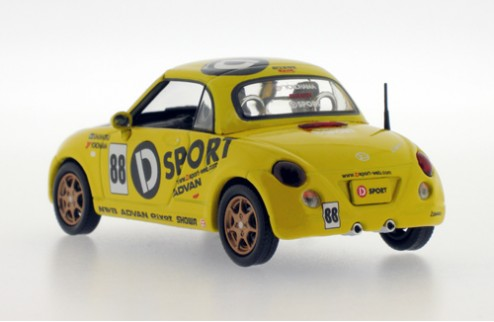 DAIHATSU Copen D-Sport 2002 - Yellow