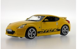 NISSAN 370Z (New) UK Yellow Limited Edition 2009