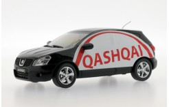NISSAN Qashqai Europe Advertisement Commercial Version 2007