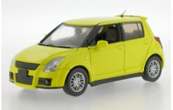 SUZUKI Swift Sport 2005 Yellow