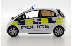 MITSUBISHI I-MIEV West Midlands police car 2009